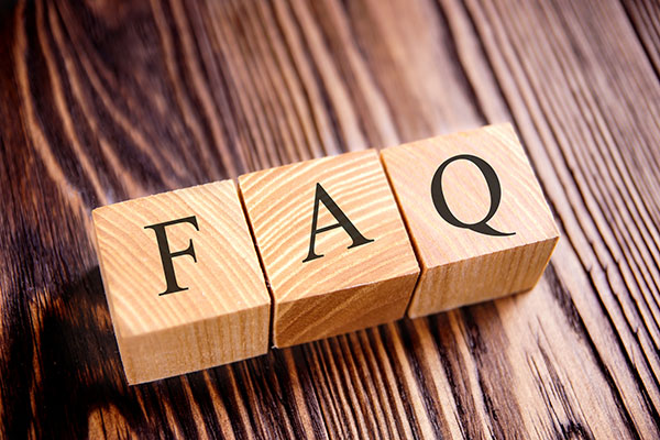 Frequently asked questions on web design and marketing