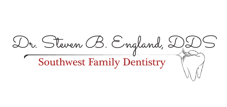 Graphic design logo of Steven England DDS